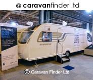 Sprite Major 4 SB 2015 4 berth Caravan Thumbnail