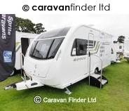 Sprite Alpine 4 2016  Caravan Thumbnail