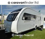 Sprite Major 6 TD SR 2017  Caravan Thumbnail