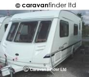 Sterling Europa 540 2003 6 berth Caravan Thumbnail