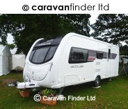 Sterling Eccles Moonstone SOLD 2011 4 berth Caravan Thumbnail