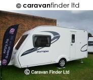 Sterling Europa 460 2011  Caravan Thumbnail