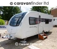 Sterling Eccles Jade SE 2013  Caravan Thumbnail