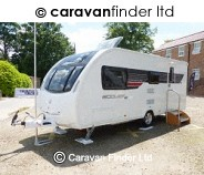 Sterling Eccles  Moonstone SE 2013 4 berth Caravan Thumbnail