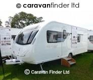 Sterling Eccles Sport 554 2013  Caravan Thumbnail