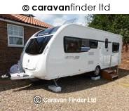 Sterling Eccles Sport 586  2013 6 berth Caravan Thumbnail
