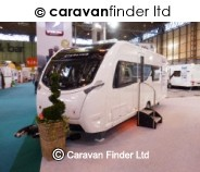 Sterling Continental 570 2014 4 berth Caravan Thumbnail