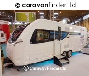 Sterling Continental 645 2014 4 berth Caravan Thumbnail
