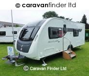 Sterling Eccles Ruby SE 2014  Caravan Thumbnail