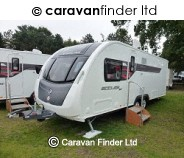 Sterling Eccles Wayfarer SE 2014 4 berth Caravan Thumbnail