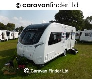 Sterling Continental 530 2015  Caravan Thumbnail