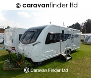 Sterling Continental 645 2015 4 berth Caravan Thumbnail