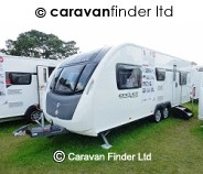Sterling Eccles Sport 640 2015 6 berth Caravan Thumbnail