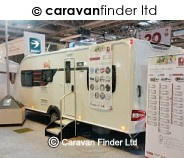 Sterling Eccles 590 SOLD 2016 4 berth Caravan Thumbnail