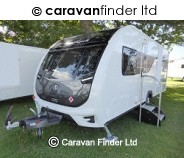 Sterling Eccles 580 2017 4 berth Caravan Thumbnail