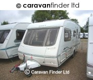 Swift Challenger 490 SE 2003 5 berth Caravan Thumbnail