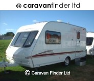 Swift Charisma 230 2005  Caravan Thumbnail