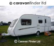 Swift Charisma 560 2008  Caravan Thumbnail