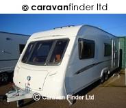 Swift Charisma 590 2008  Caravan Thumbnail