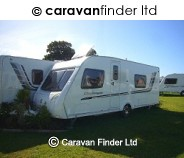 Swift Challenger 570 2010 4 berth Caravan Thumbnail