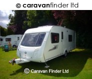 Swift Charisma 550 2010  Caravan Thumbnail