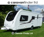 Swift Challenger 530 SR 2011 4 berth Caravan Thumbnail