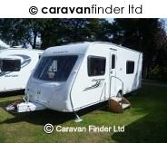 Swift Freestyle 545 2011  Caravan Thumbnail