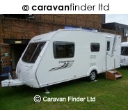 Swift Charisma 560 2011  Caravan Thumbnail