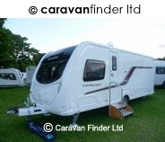 Swift Challenger 580 2012 4 berth Caravan Thumbnail