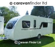 Swift Challenger Sport 544 2012  Caravan Thumbnail