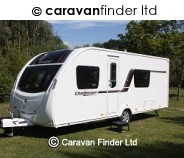 Swift Challenger Hi-Syle 554 2012  Caravan Thumbnail