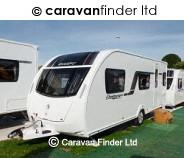 Swift Challenger Sport 585 2012 6 berth Caravan Thumbnail