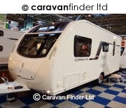 Swift Corniche 17/4 2012 2012  Caravan Thumbnail