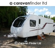 Swift Challenger 580 SE  2013  Caravan Thumbnail