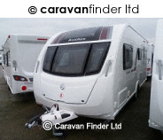 Swift Kudos 524 2013  Caravan Thumbnail