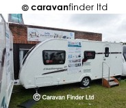 Swift Challenger 530 SE 2014 4 berth Caravan Thumbnail