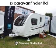 Swift Challenger 570 SE 2014  Caravan Thumbnail