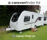 Swift Conqueror 565 2014  Caravan Thumbnail