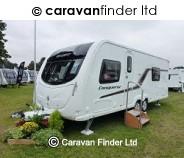 Swift Conqueror 630 2014  Caravan Thumbnail