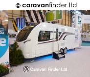 Swift Elegance 645 2014  Caravan Thumbnail