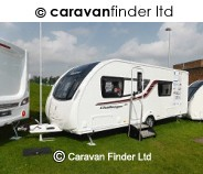 Swift Challenger SE 570 2015 4 berth Caravan Thumbnail
