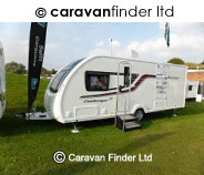 Swift Challenger SE 580 2015 4 berth Caravan Thumbnail