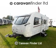 Swift Elegance 570 2015  Caravan Thumbnail