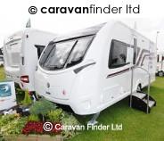 Swift Elegance 580 2015 4 berth Caravan Thumbnail