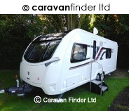 Swift Elegance 630 2015 4 berth Caravan Thumbnail