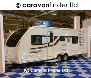 Swift Ace Pioneer 2016 6 berth Caravan Thumbnail