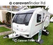 Swift Challenger 580 SOLD 2016 4 berth Caravan Thumbnail