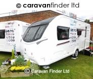 Swift Conqueror 530 2016  Caravan Thumbnail