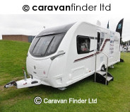 Swift Conqueror 580 2016 4 berth Caravan Thumbnail