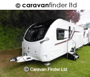 Swift Conqueror 645 2016 4 berth Caravan Thumbnail